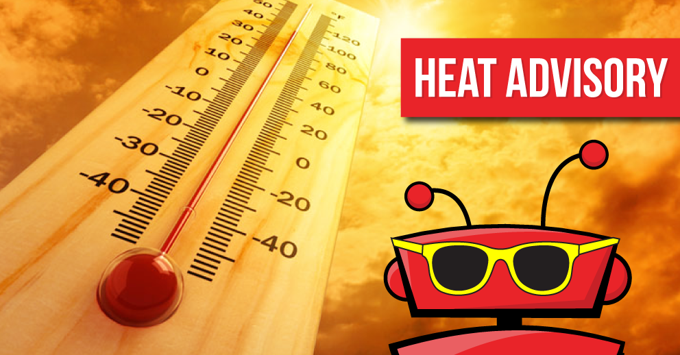 Heat Advisory: How To Keep Your Data Cool This Summer