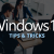 12 Windows 10 Tips & Tricks Everyone Should Know