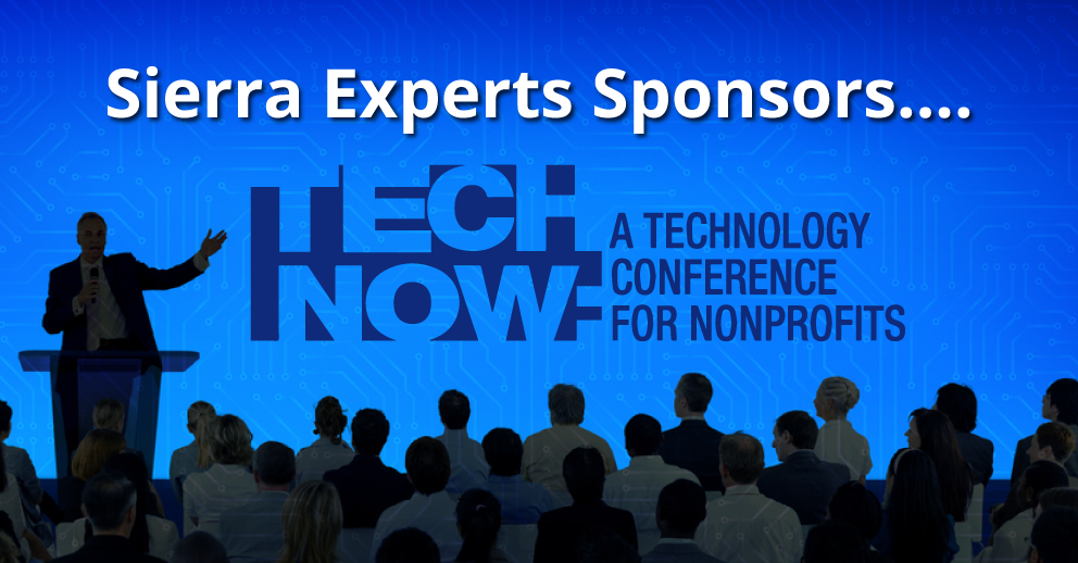 Sierra Sponsors RMU's TechNow Conference 2018