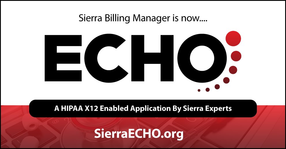 Now Introducing: ECHO by Sierra
