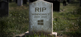 RIP Windows 7 (2009 – 2020)