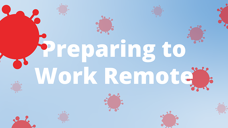 Are You Ready For Your Employees to Work from Home?