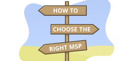 How to Choose The Right MSP