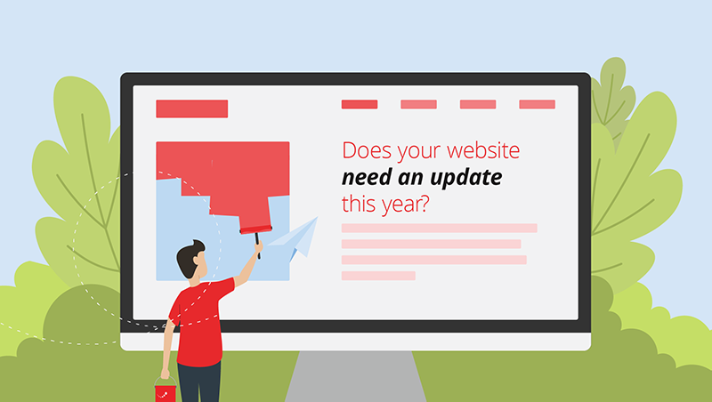 Does Your Website Need an Update this Year?