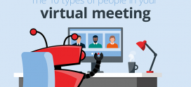 The 10 Types of People in Your Zoom Meetings