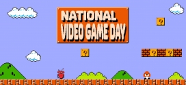 Game On! Celebrate National Video Game Day!