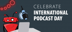Podcasts are Taking Over the World! Happy International Podcast Day!