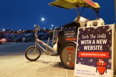 2016 Pedicab Sponsor